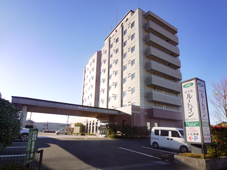 HOTEL ROUTE-INN KIKUKAWA INTER