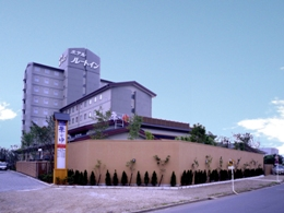 ROUTE INN GRANTIA HANYU SPA RESORT
