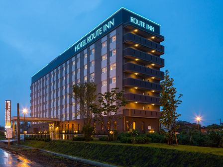 HOTEL ROUTE INN ISESAKI INTER